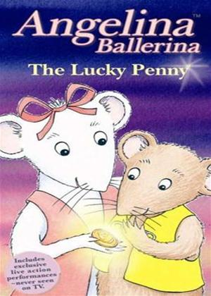 Rent Angelina Ballerina: Lucky Penny Online DVD Rental