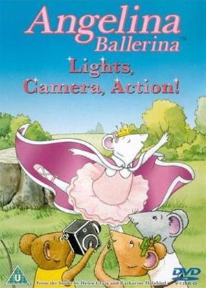 Rent Angelina Ballerina: Lights Camera Online DVD Rental