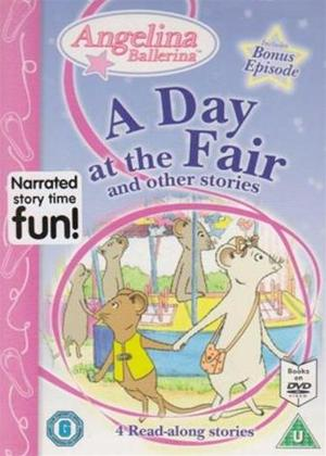 Rent Angelina Ballerina: Day at the Fair Online DVD Rental