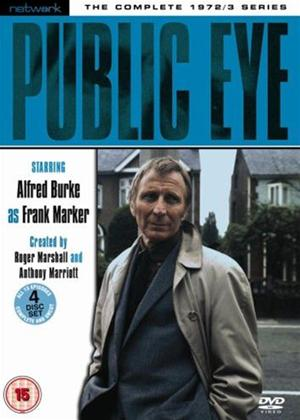 Public Eye: The Complete 1972-1973 Series Online DVD Rental
