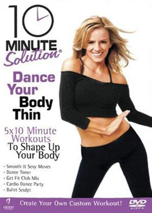 Rent 10 Minute Solution: Dance Your Body Thin Online DVD Rental
