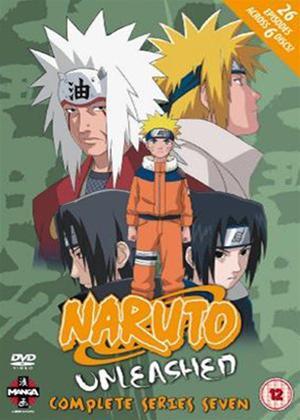 Rent Naruto Unleashed: Series 7 Online DVD Rental