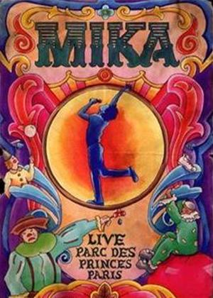 Mika: Live at Parc Des Princes Paris Online DVD Rental