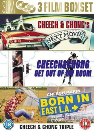 Cheech and Chong: Born in East L.A. Online DVD Rental