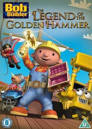 Rent Bob The Builder: The Legend of The Golden Hammer Online DVD Rental