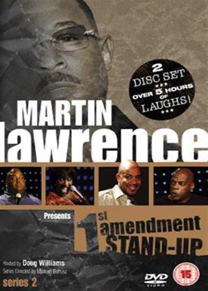 Rent Martin Lawrence's First Amendment: Series 2 Online DVD Rental