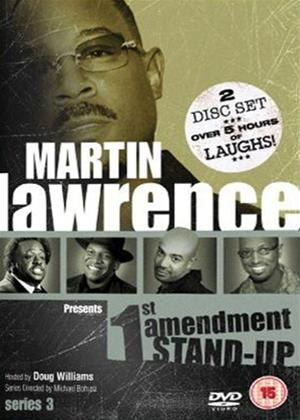 Martin Lawrence's First Amendment: Series 3 Online DVD Rental