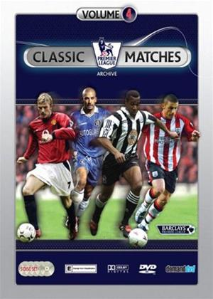 Rent Premier League Classic Matches: Vol.4 Online DVD Rental