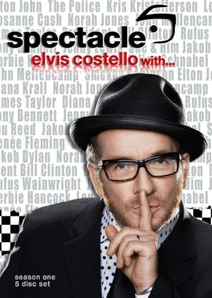 Rent Spectacle: Elvis Costello With: Series 1 Online DVD Rental
