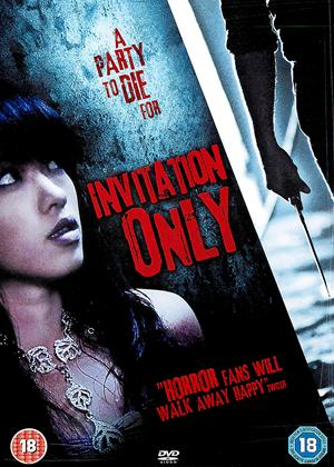 Invitation Only Online DVD Rental