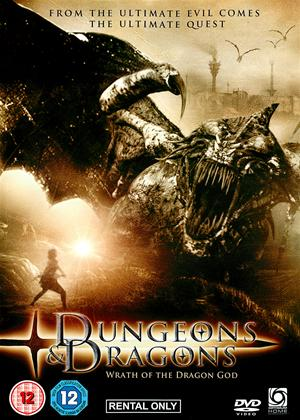 Dungeons and Dragons: Wrath of the Dragon God Online DVD Rental