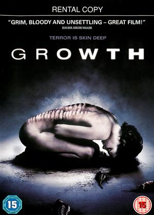 Growth Online DVD Rental