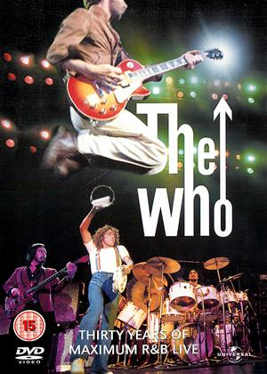 The Who: 30 Years of Maximum R n B Live Online DVD Rental