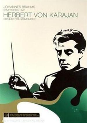 Brahms: Symphonies 1 and 2 Online DVD Rental