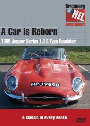 Rent A Car Is Reborn: Jaguar Online DVD Rental