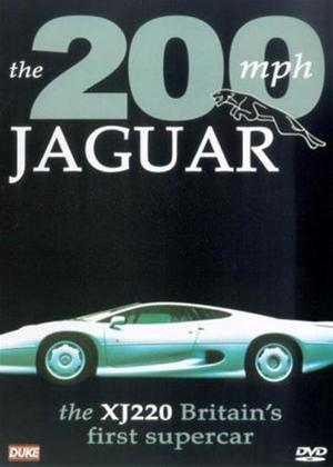 Rent The 200 mph Jaguar Online DVD Rental