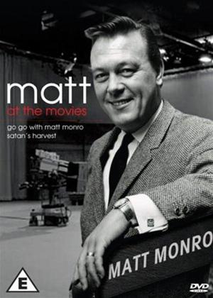 Matt Monro: Matt at the Movies Online DVD Rental