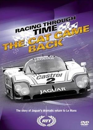Racing Through Time: The Cat Came Back Jaguars Return to Le Online DVD Rental