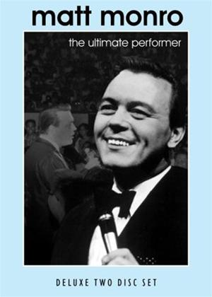 Matt Monro: The Ultimate Performer Online DVD Rental