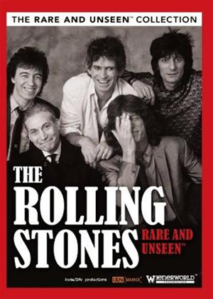 Rare and Unseen: The Rolling Stones Online DVD Rental