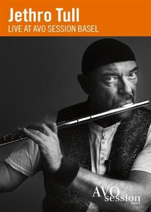 Rent Jethro Tull: Live at AVO Session Basel Online DVD Rental