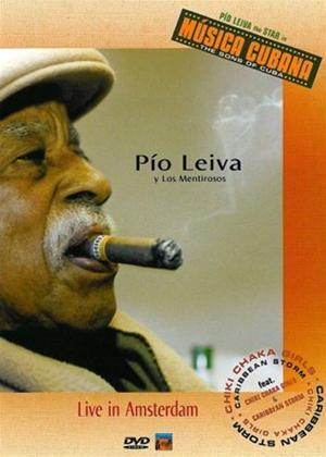 Rent Pio Leiva: Y Los Mentirosos: Live in Amsterdam Online DVD Rental