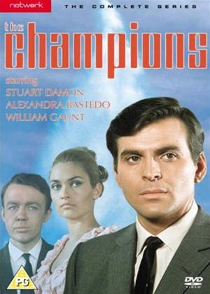 The Champions: Series Online DVD Rental
