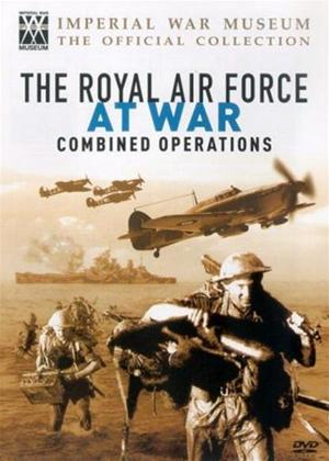 Rent The Royal Air Force at War: Combined Operations Online DVD Rental