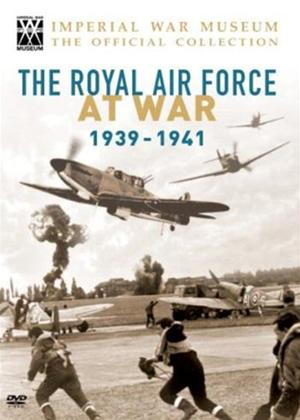 The Royal Air Force at War: 1939-1941 Online DVD Rental