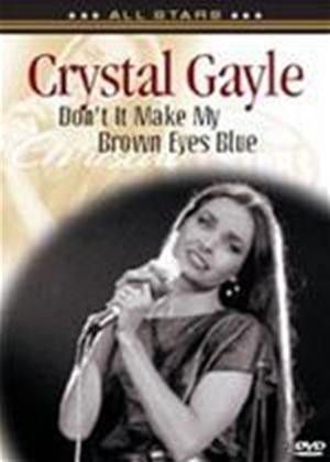 Rent Crystal Gayle: Don't It Make My Brown Eyes Blue Online DVD Rental