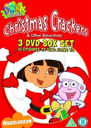 Rent Dora the Explorer: Christmas Crackers Online DVD Rental