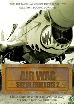 Rent Air War: Super Fighters: Vol.2 Online DVD Rental