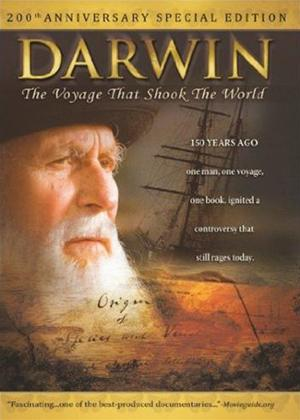 Darwin the Voyage That Shook the World Online DVD Rental