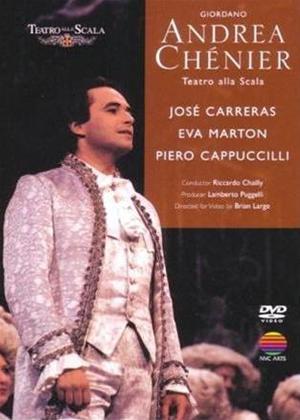Andrea Chenier: La Scala Milan Online DVD Rental