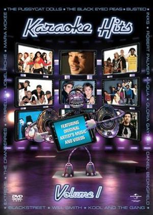 Rent Karaoke Hits: Various: Vol.1 Online DVD Rental