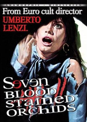 Seven Blood Stained Orchids Online DVD Rental