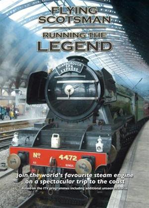 Rent Flying Scotsman: Running the Legend Online DVD Rental
