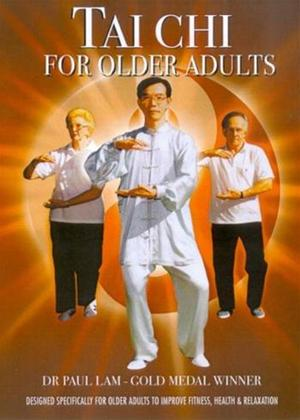 Rent Tai Chi for Older Adults Online DVD Rental
