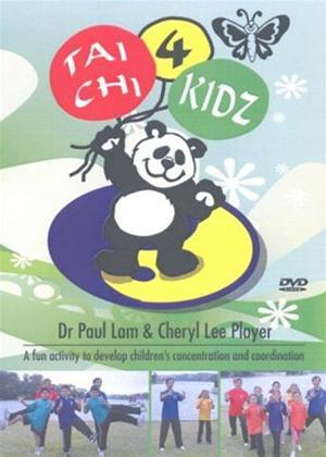 Tai Chi 4 Kidz Online DVD Rental