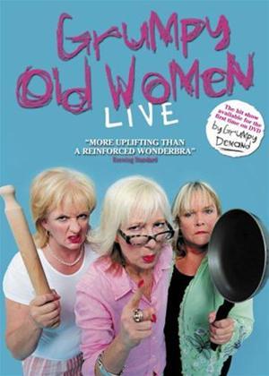 Grumpy Old Women: Live Online DVD Rental