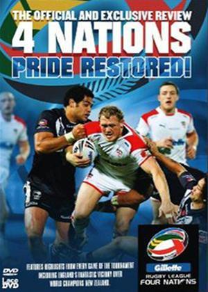 Rent Four Nations: Pride Restored Online DVD Rental