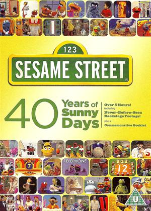 Sesame Street: 40 Years of Sunny Days Online DVD Rental