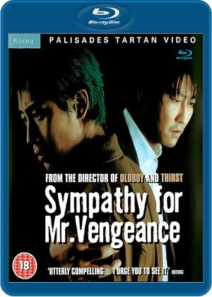 Korean Movie Reviews for 2002 Sympathy for Mr Vengeance