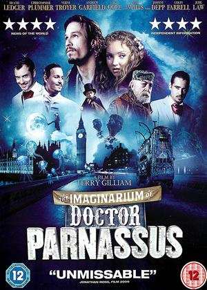 The Imaginarium of Doctor Parnassus Online DVD Rental