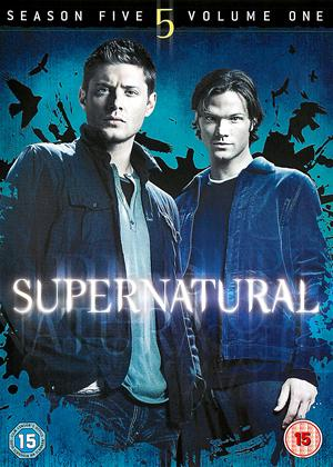 Supernatural: Series 5: Part 1 Online DVD Rental