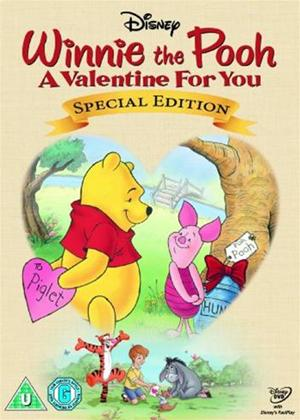 Winnie the Pooh: A Valentine for You Online DVD Rental