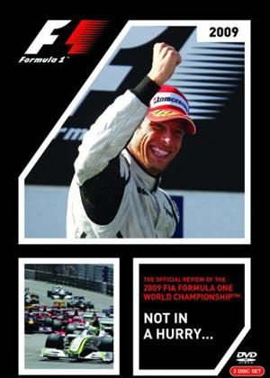 Formula One Season Review 2009 Online DVD Rental