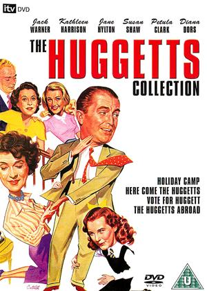 Rent The Huggetts Collection Online DVD Rental