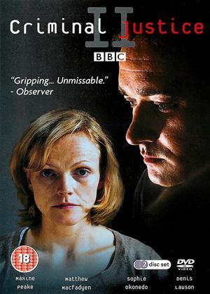 Criminal Justice: Series 2 Online DVD Rental