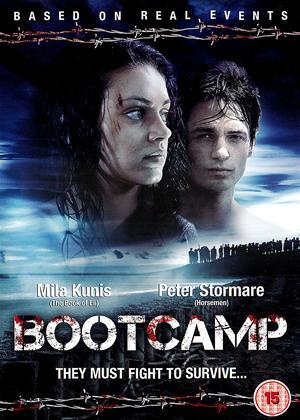 Bootcamp Online DVD Rental